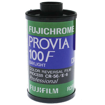 Fujifilm Provia 100F 35mm Film 36 Exposures (£14.99 incl VAT)