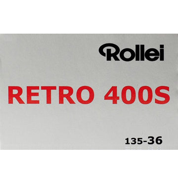Rollei Retro 400 S 35mm Film 36 Exposures (£5.50 incl VAT)