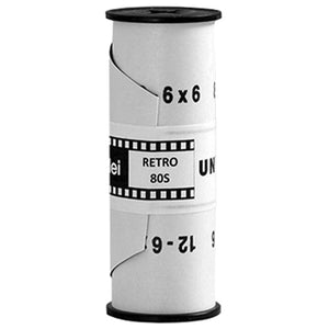 Rollei Retro 80 S 120 Film (£6.00 incl VAT)