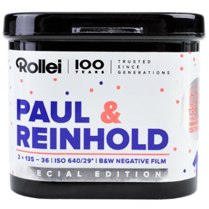Rollei Paul & Reinhold 640 35mm Film 36 Exposures, 2 Pack (£12.00 incl VAT)