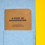 George Selley: A Study of Assassination (Signed)