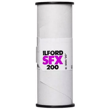 Ilford SFX 200 120 Film (£11.99 incl VAT)