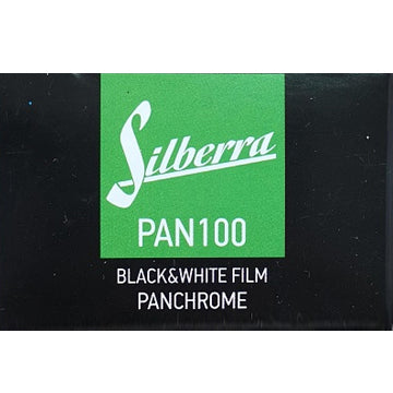 Silberra Pan100 35mm Film 36 Exposures (£6.50 incl VAT)