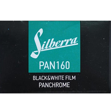 Silberra Pan160 35mm Film 36 Exposures (£6.50 incl VAT)