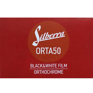 Silberra ORTA50 35mm Film 36 Exposures (£10.00 incl VAT)
