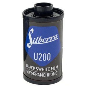 Silberra U200 35mm Film 36 Exposures (£7.50 incl VAT)
