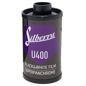 Silberra U400 35mm Film 36 Exposures (£8.00 incl VAT)