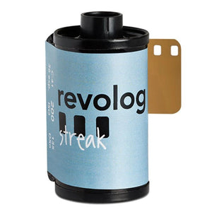 Revolog Streak 35mm Film 36 Exposures (£11.50 incl VAT)