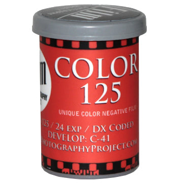 FPP Svema Color 125 35mm Film 24 Exposures (£12.00 incl VAT)