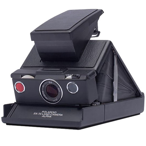 Polaroid SX-70 Alpha Instant Camera