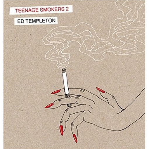 Ed Templeton: Teenage Smokers 2 (Signed)
