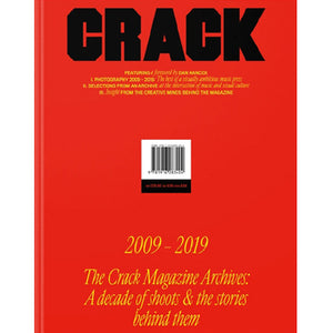 The Crack Magazine Archives 1999 - 2019