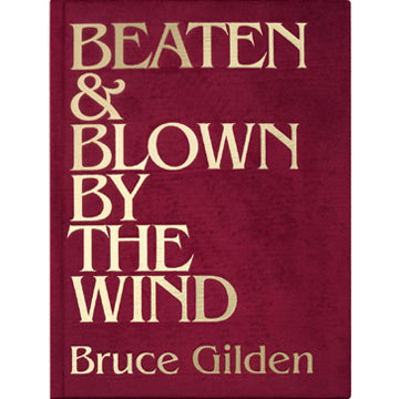 Bruce Gilden: Beaten & Blown by the Wind (Gucci)