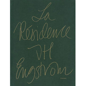 JH Engström: La Résidence (Signed, Out of Print)