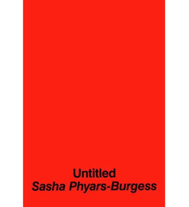 Sasha Phyars-Burgess: Untitled