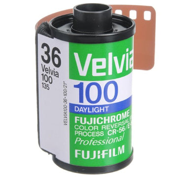 Fujifilm Velvia 100 35mm Film 36 Exposures (£15.99 incl VAT)