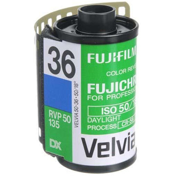 Fujifilm Velvia 50 35mm Film 36 Exposures (£14.99 incl VAT)