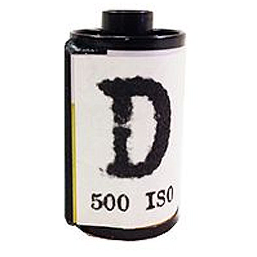 Washi D 500 35mm Film 36 Exposures (£8.50 incl VAT)