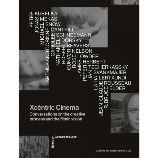 Xcèntric Cinema. Conversations on the creative process and the filmic vision