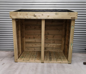 Made in the UK Bluum Stores garden storage unit