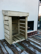 Hand made in Bristol, UK, designed to withstand all weather conditions with pressure treated wood for a long life