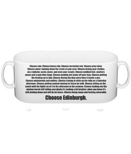 Choose Edinburgh Mug