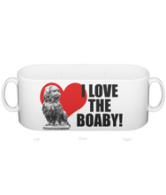 I Love the Boaby Mug