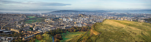 Limited Edition - Edinburgh from Arthur's Seat