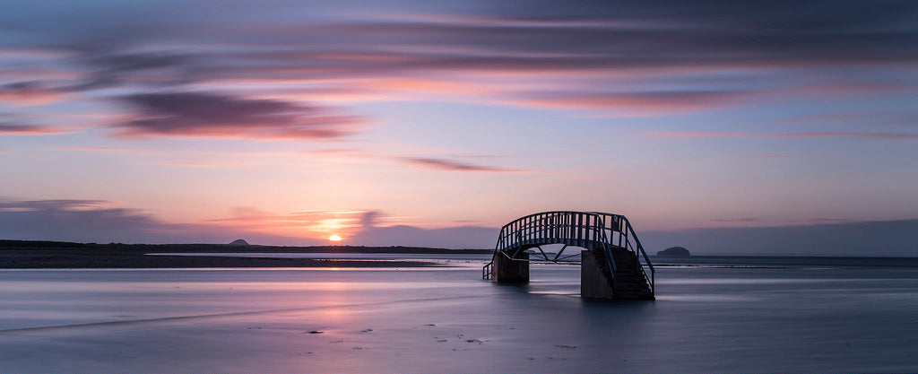 Limited Edition - Belhaven Bay Sunset