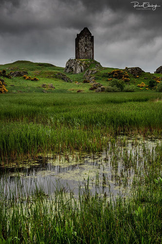 Smailholm Tower 2nd June 2018