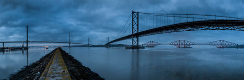 3 Bridges over the Forth