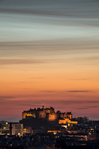 Castle Sunset 22 April 2015