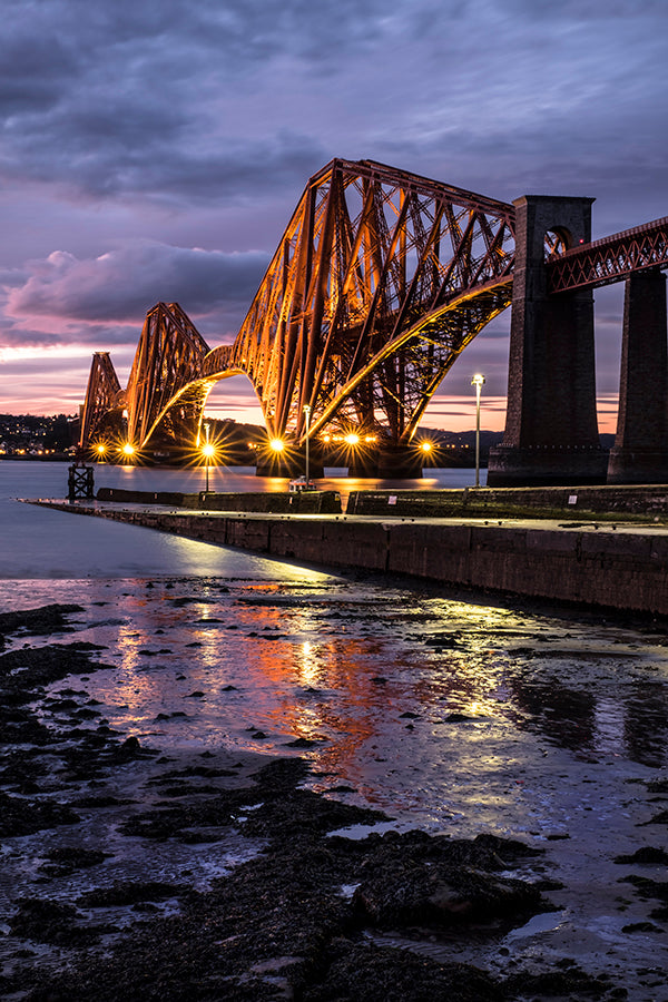Forth Bridge Portrait April 2016