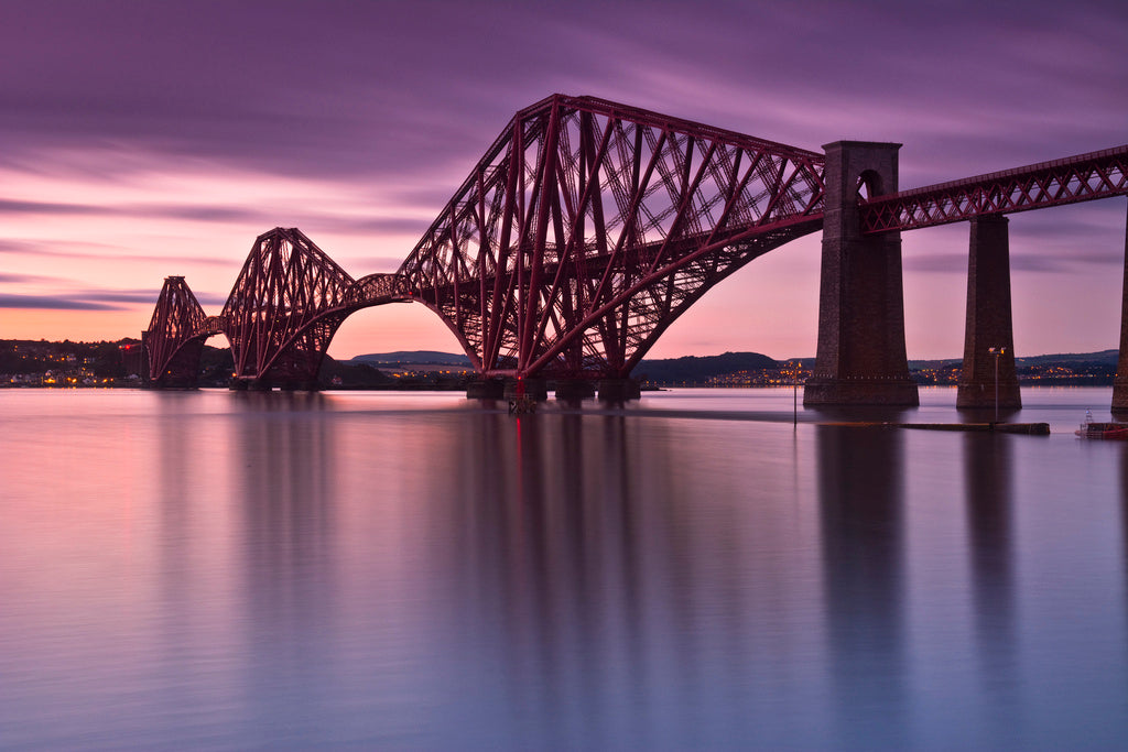 Forth Bridge Reflections 23 September 2013
