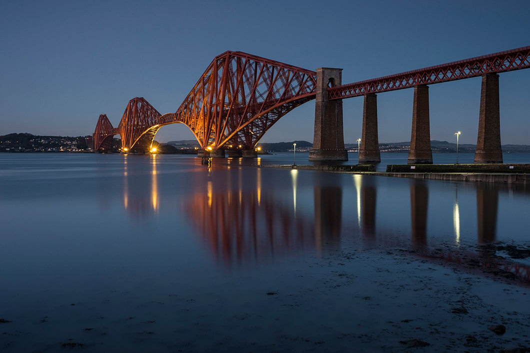 Forth Bridge 10 December 2017