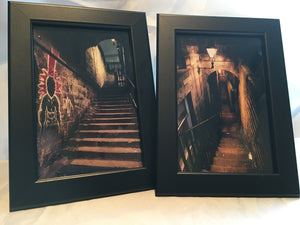 "Barrie's Close Pair of 6x4"" prints"