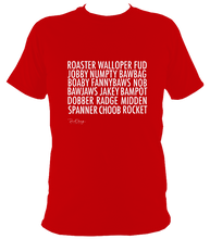 Scottish Insults Tshirt - White