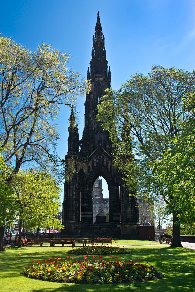 Scott Monument 25 May 2013