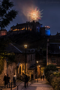 Vennel Fireworks 20 August 2016