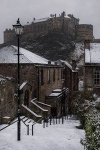 The Vennel in Snow 29 December 2017