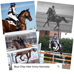 TOP TIPS with Blue Chip rider Immy Kennedy