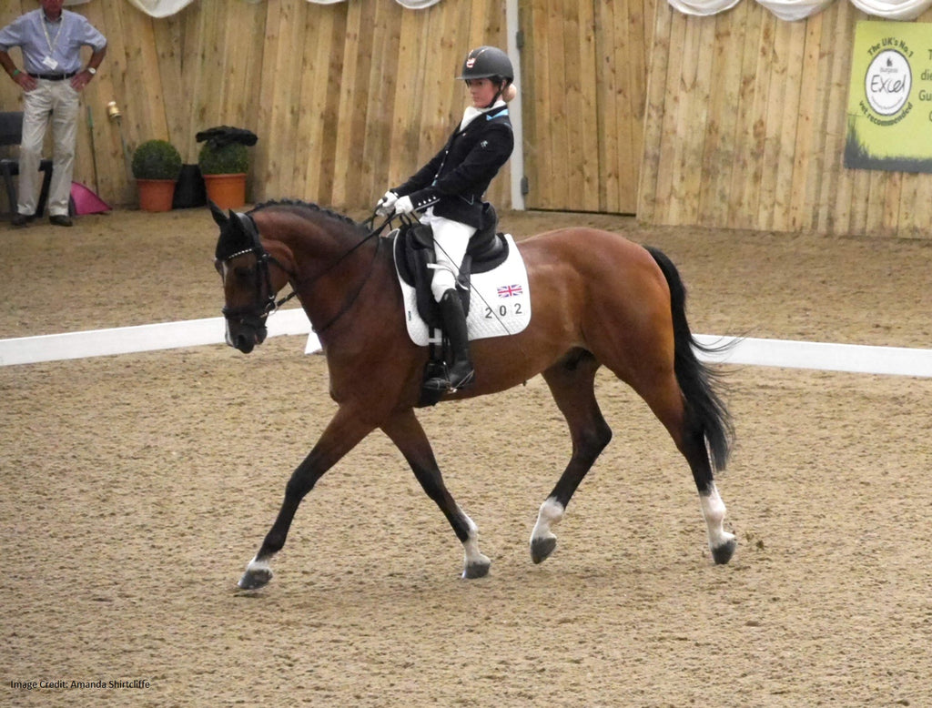 Jemima Green – the grit, strength, courage and deep determination that has got her International Para dressage status *Mascara warning!*