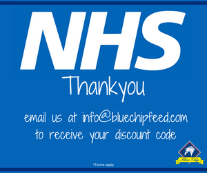 Thank you to those in the NHS