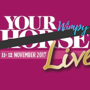 Wimpy Eventer @ Your Horse Live 2017