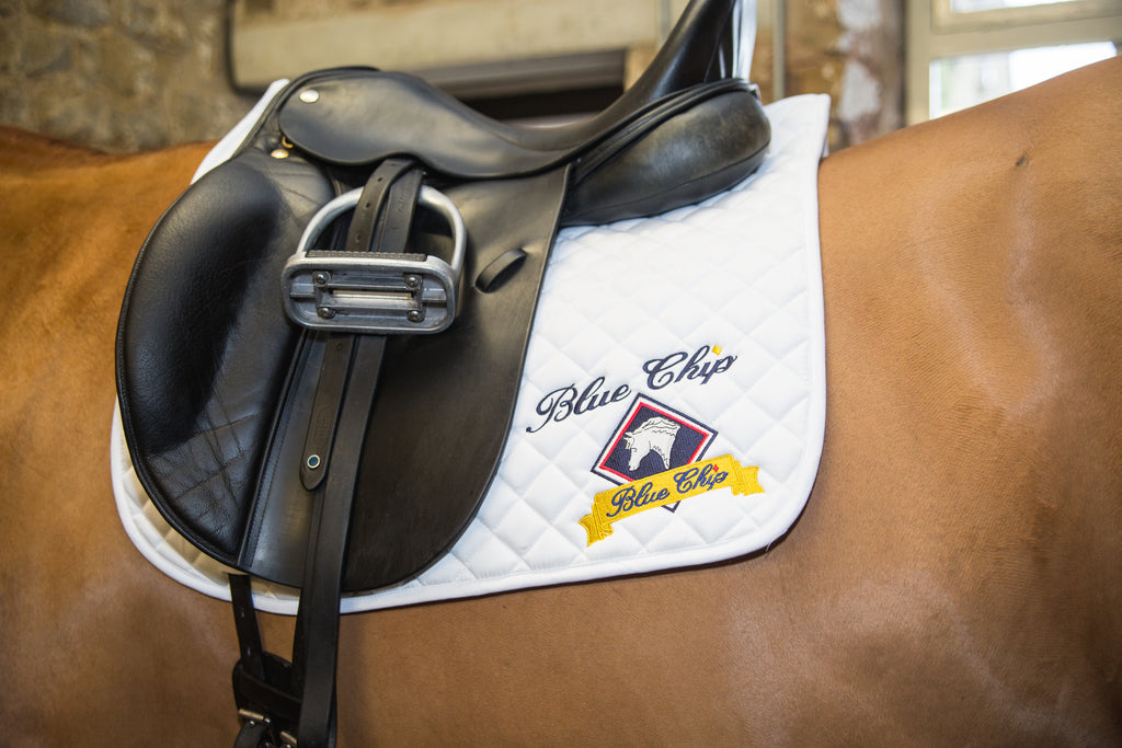 Blue Chip Dressage Saddlecloth