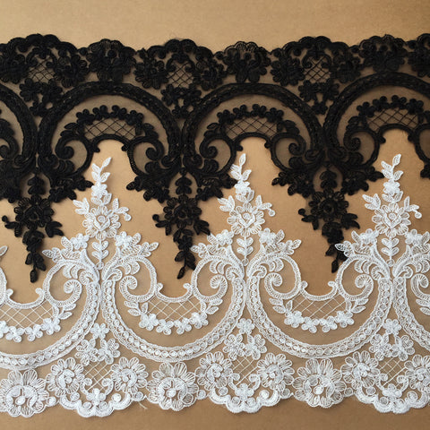 DIY lace fabric