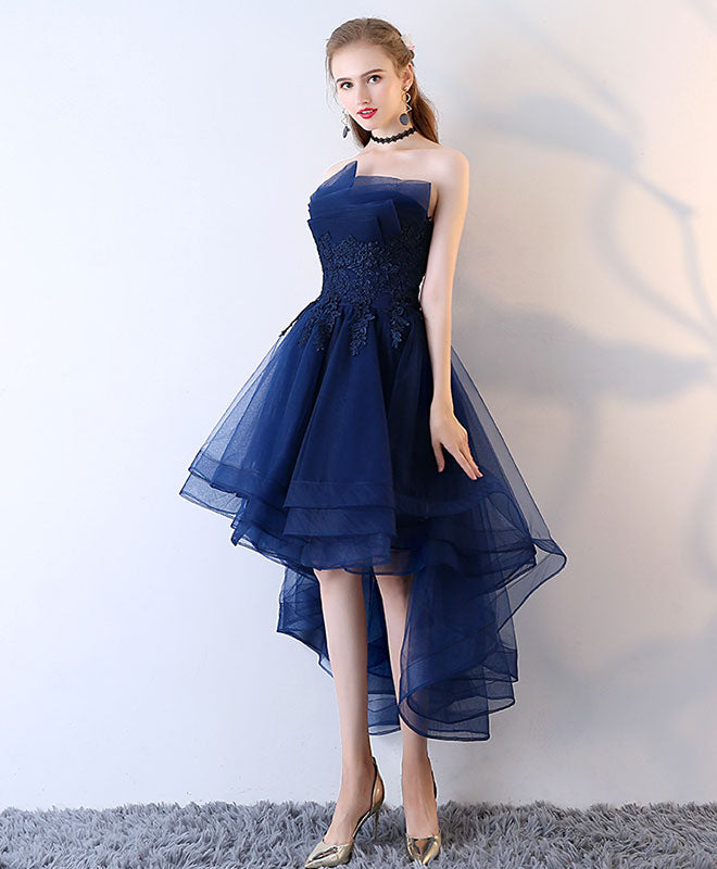 High Low Prom Gown