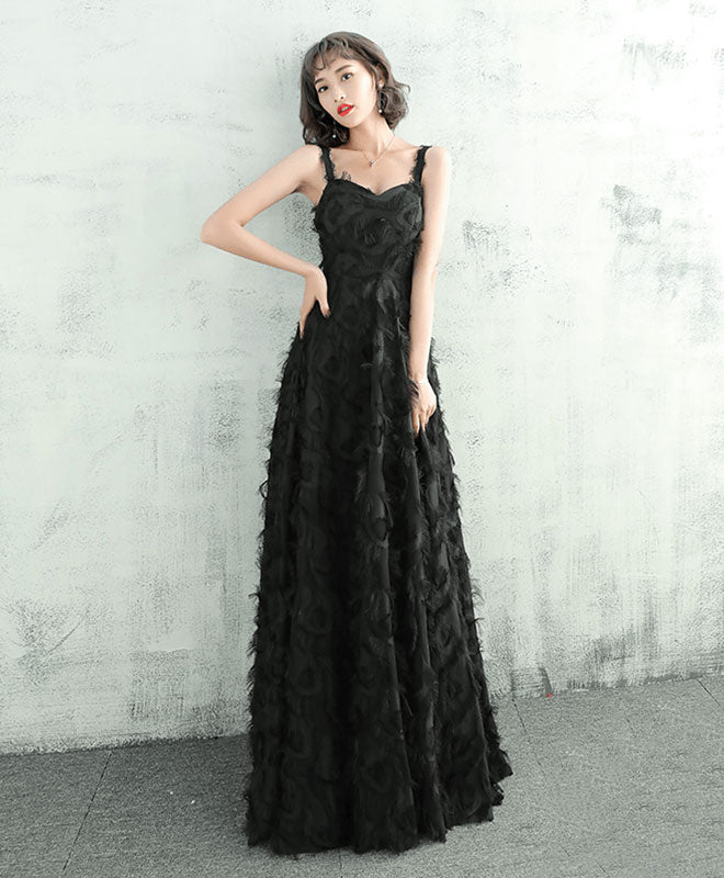 Stylish long prom dress, evening dress