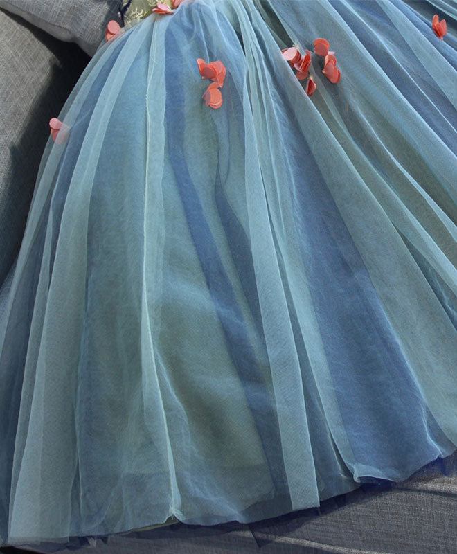Charming tulle A line sweetheart neck short prom dress, homecoming dresses