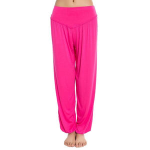 Surya Namaskar Yogi High Waist Harem Pants - Tusker Clothing